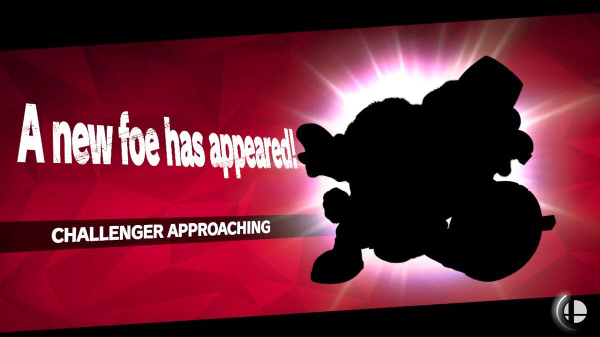 Super Smash Bros Ultimate Challenger
