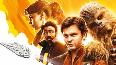 8 WTF Moments From the 'Solo: A Star Wars Story' Trailer