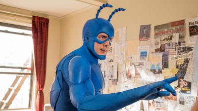Meet the Characters of 'The Tick'