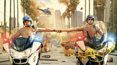 The 'CHIPS' Cast Talks Motorcycles and Merkins