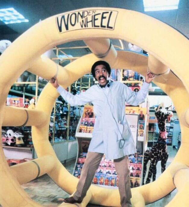 THE TOY, Richard Pryor, 1982, (c) Columbia