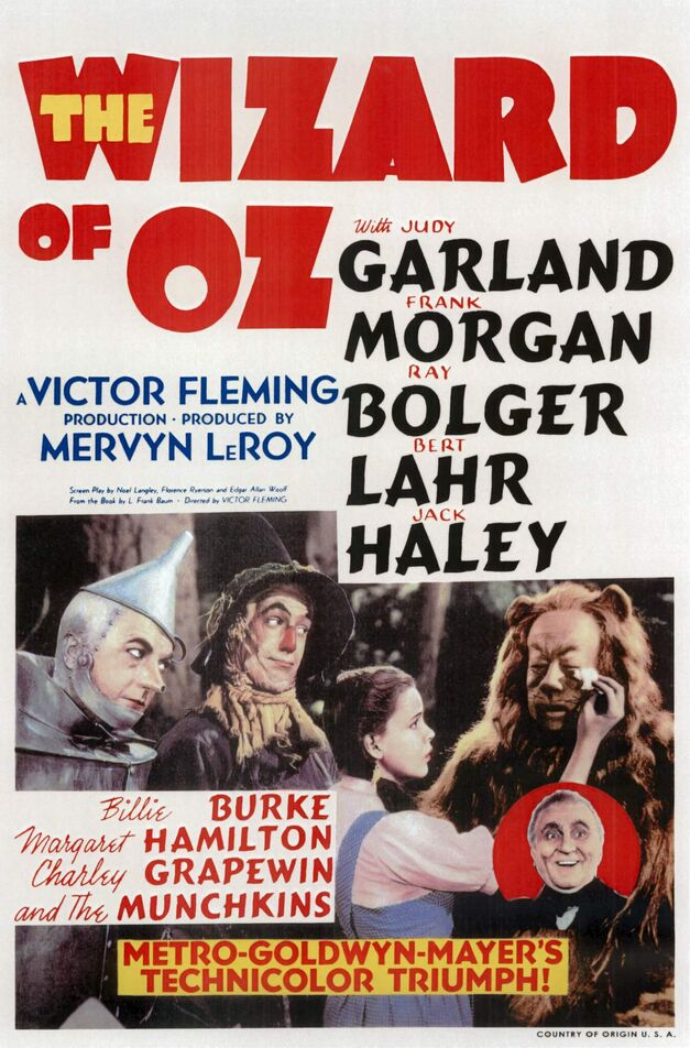 WIZARD_OF_OZ_ORIGINAL_POSTER_19391