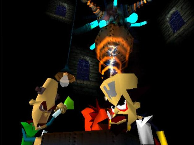 Neo Cortex Crash Bandicoot