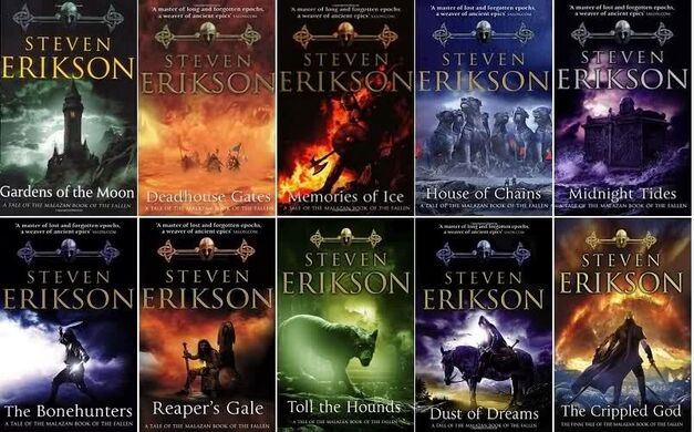 Malazan Books - Game of Thrones Replacement