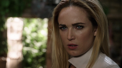 'Legends of Tomorrow': Caity Lotz on Evoking John Woo for Her Directorial Debut