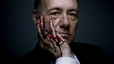 Why We Need the Horror of 'House of Cards'