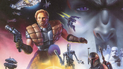 'Star Wars: Shadows of the Empire' Turns 20 - Remembering a Flawed Classic