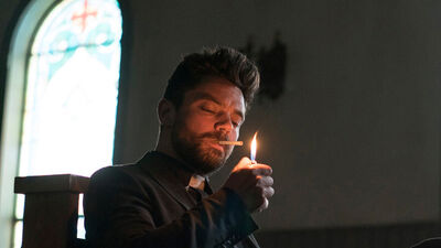 How Seth Rogen and Evan Goldberg Made AMC's 'Preacher'