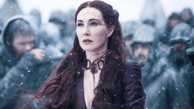 Is Melisandre's Role in the 'Game of Thrones' Coming to an End?