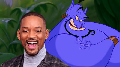 Is Will Smith's Casting as Genie in 'Aladdin' a Bad Thing?
