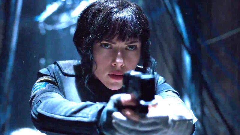 Watch Scarlett Johansson In These Live Action Ghost In The Shell Teasers Fandom