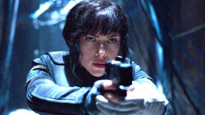'Ghost in the Shell' Teaser Gets Invisible