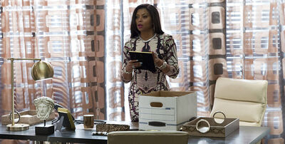 Cookie Lyon on 'Empire': Girl, Can I Borrow That?