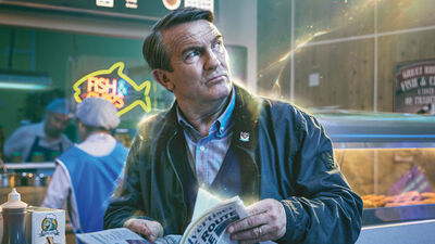 Bradley Walsh's Best Lines in the 'Doctor Who' Series 11 Premiere