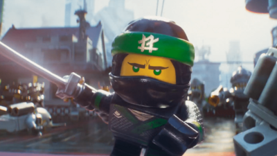 'The LEGO Ninjago Movie' Trailer - LEGO Continues Its Kids Film Conquest