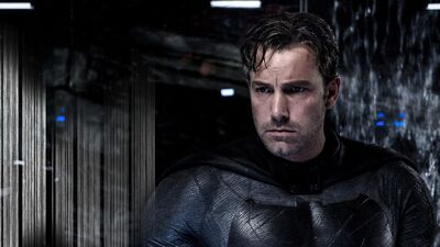 (UPDATED) Ben Affleck Might Abandon 'The Batman'