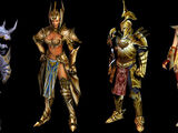 Armors & weapons