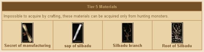 Tier5 craft