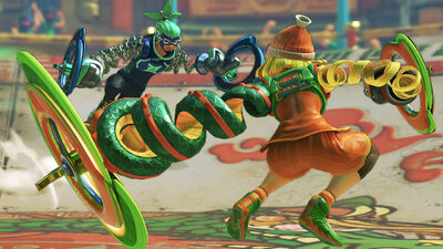 'Arms' Tips and Tricks - Be Prepared to Dominate the Ring