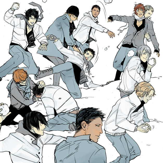 dark-artifices-boys-snowball-fight