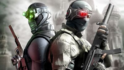 Ubisoft Needs to Rethink the Splinter Cell Movie