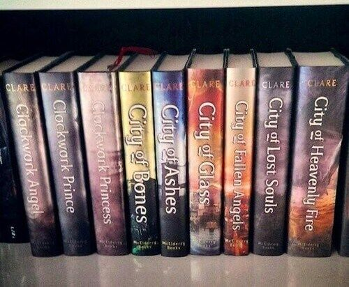 books-shadowhunters