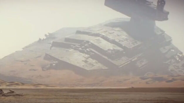 Dead Star Destroyer