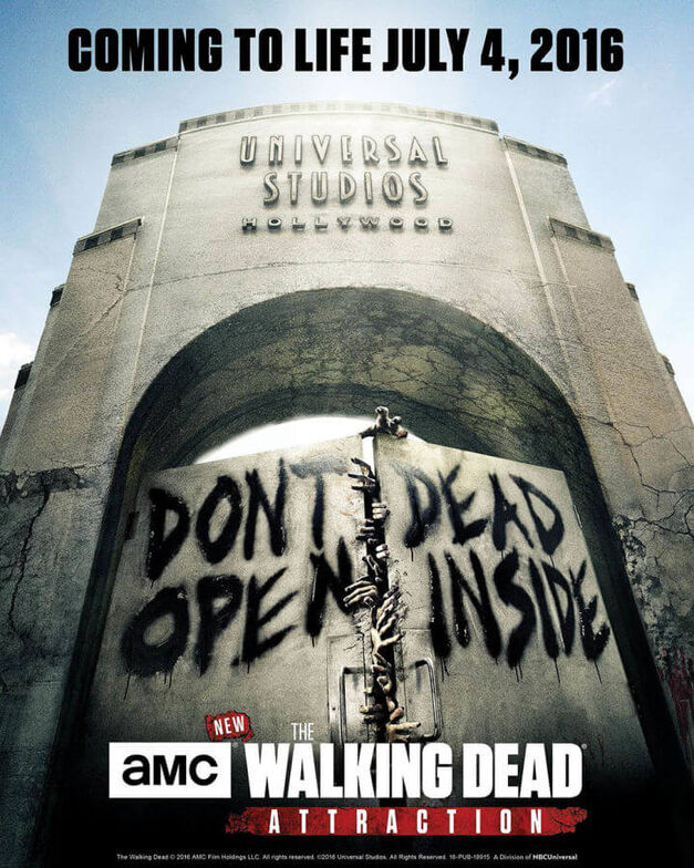 TWD Attraction Poster