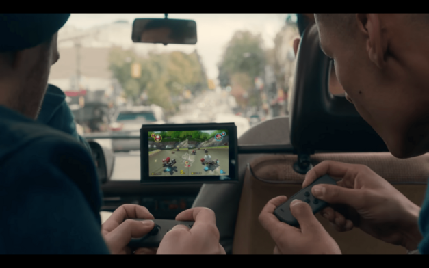Nintendo Switch Joy-Con Controller Mario Kart 8