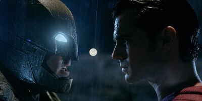 Character Posters For 'Batman v Superman: Dawn of Justice'