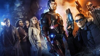 A Look at the 'Legends of Tomorrow' Season 1 Blu-ray