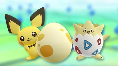 'Pokémon Go' - Togepi, Pichu and More Are First New Pokémon Added