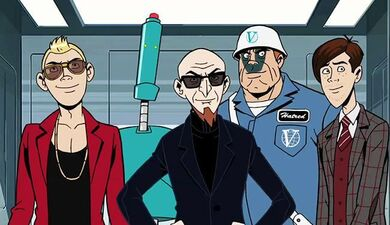 'The Venture Brothers': Six Seasons, 13 Years and 1 Rusty