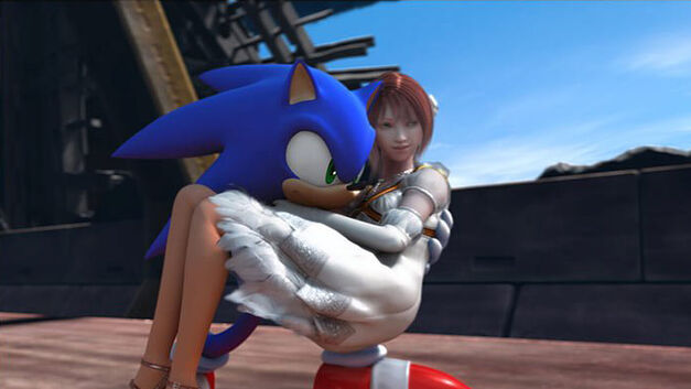 Sonic 06 Worst Game Elise Girlfriend Hedgehog