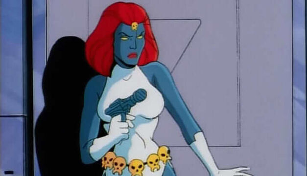x-men1992cartoonmystique