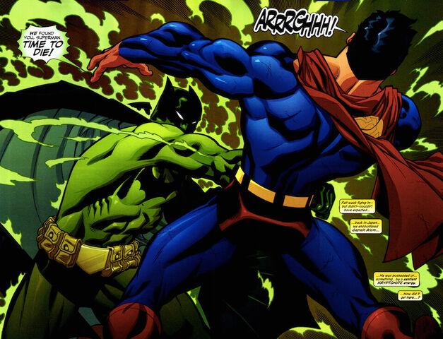 Superman Batman 23 Kryptonite