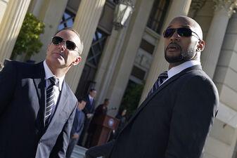 "'Agents of S.H.I.E.L.D.' Recap and Reaction: ""The Patriot"""