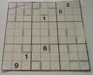 2-away Sudoku