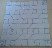 Diagonal Adjacents