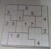 7x7 Sudoku