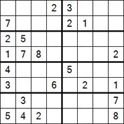 8x8 Sudoku