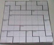 Non-Consecutive Diagonal MinuPlu