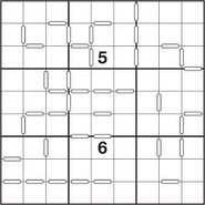 1-away Sudoku