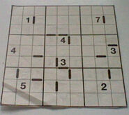 5-away Sudoku