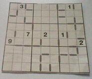 3-away Sudoku