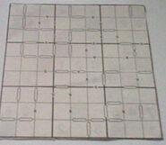 1-away Sudoku XV