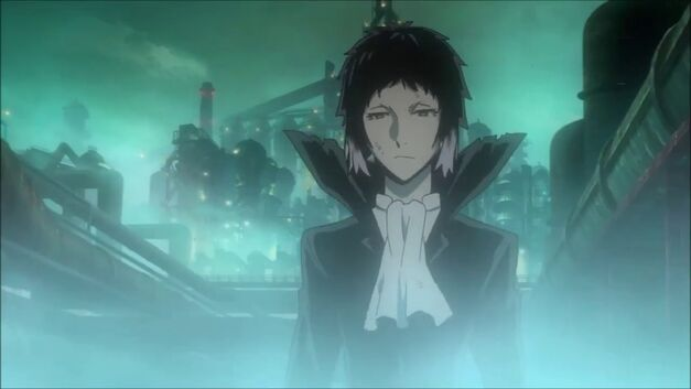 Akutagawa from Bungo Stray Dogs Dead Aple