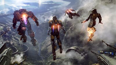 'Anthem' Isn't a 'Destiny' Clone -- It's Something Entirely New