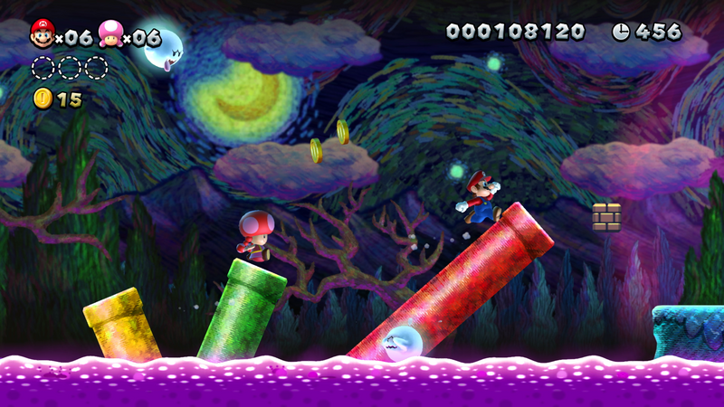 download new super mario bros. u deluxe on android