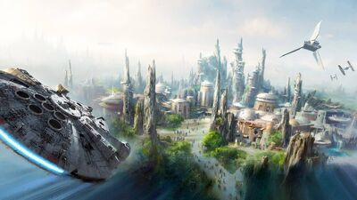 What We'd Like to See at Disney's Star Wars Land: A Wishlist